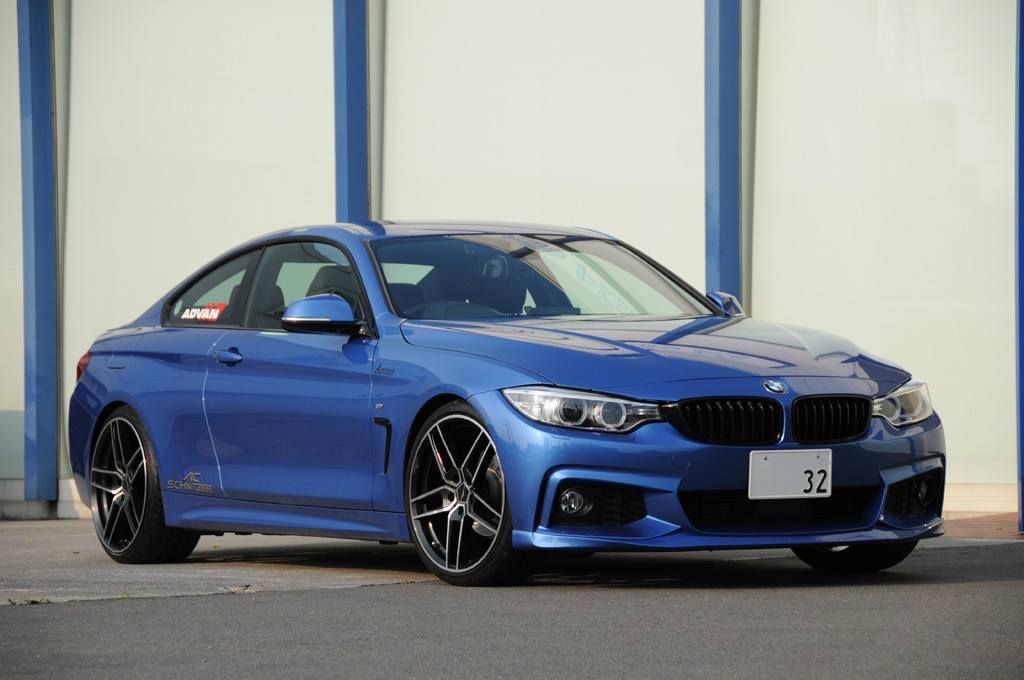 Acs4 Bmw 435i M Sport Full Conversion