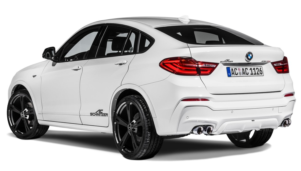 ACS4 BMW X4 M Sport F26 full conversion