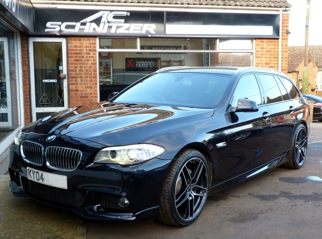 acs5 conversion for bmw 5 series touring f11 m sport. Black Bedroom Furniture Sets. Home Design Ideas