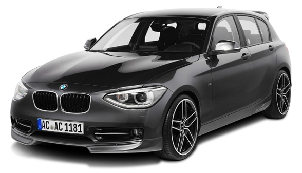 ac schnitzer conversion for bmw 1 series f20 f21 116i se sport. Black Bedroom Furniture Sets. Home Design Ideas