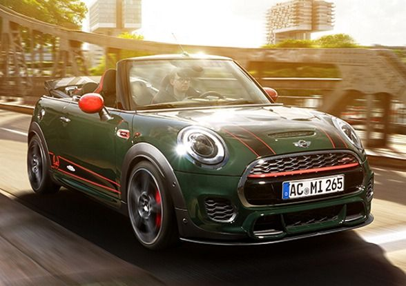 Ac Schnitzer Conversion For Mini Cooper S Jcw Convertible F57 From