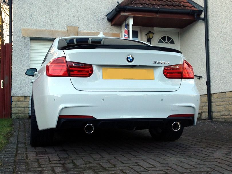 Ac Schnitzer Performance Pack For Bmw 330d335d F30f31