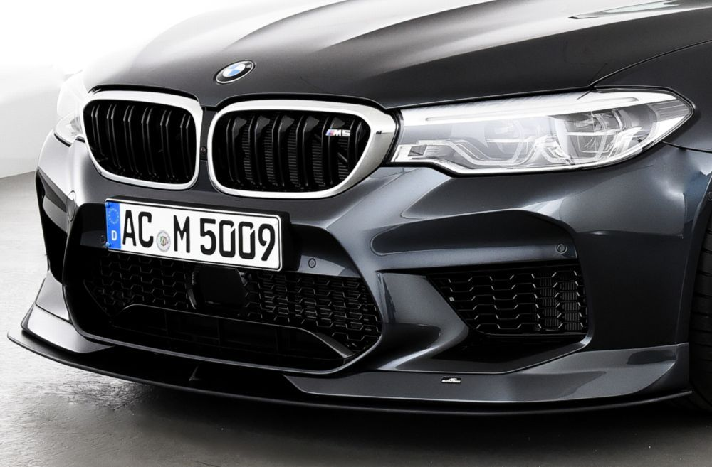 Lower front splitter for BMW M5 (F90)