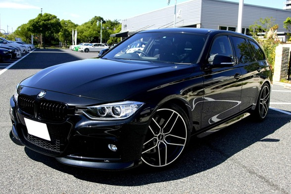 Bmw 3 Series Saloon And Touring F30 F31